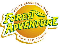 Forest Adventure: First and only Treetop Obstacle Course