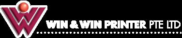 Win & Win Printer: Design & Print