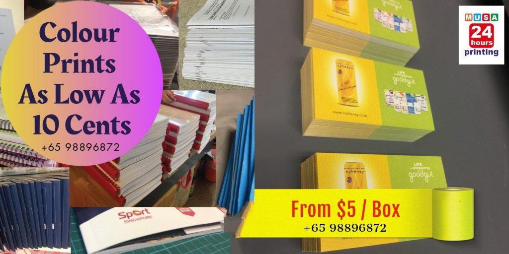 Musa 24 Hours Printing Pte Ltd